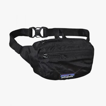 Patagonia banane Travel Mini hip pack 1L noir