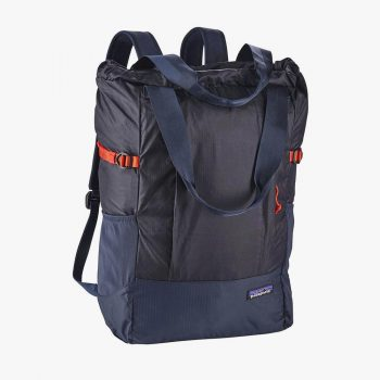 Patagonia sac léger Travel Tote pack 22L bleu