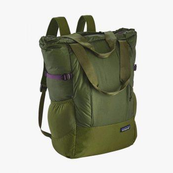 Patagonia sac léger Travel Tote pack 22L khaki