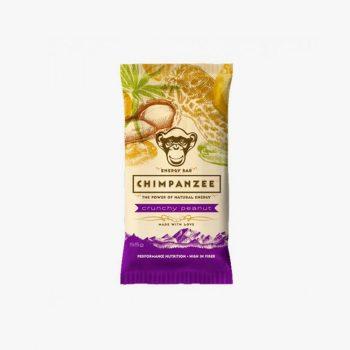 Chimpanzee barre energetique Crunchy Peanut