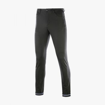 Katusha Sports pantalon Stretch noir