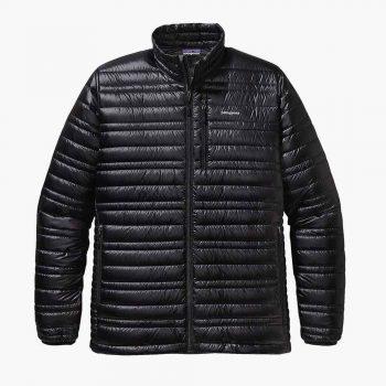 Patagonia veste Ultralight Down noir